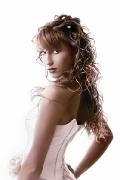 Свадебный макияж. Фото 12. Визажист-стилист Анна Белкина.