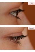 Химическая завивка ресниц: до и после. Фото 08. Визажист-стилист Анна Белкина.