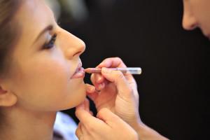 свадебный макияж, визажист Анна Белкина