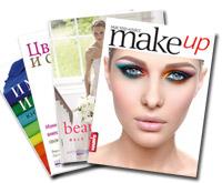 Книги и журналы по макияжу