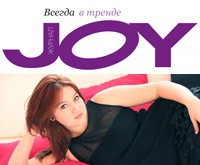 Урок макияжа для журнала JOY 1