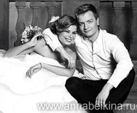Свадебная съемка с Катей Баженовой и Максимом Лидовым