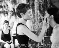 Свадебный макияж - визажист Анна Белкина