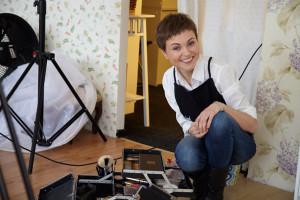 Визажист-стилист Анна Белкина. Свадебный макияж