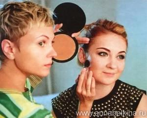 Анна Белкина. Обучение само-макияжу. Макияж для себя