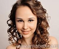 Летний мастер-класс по макияжу от Анны Белкиной