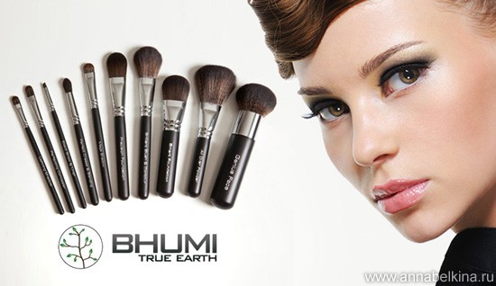 Кисти для макияжа BHUMI